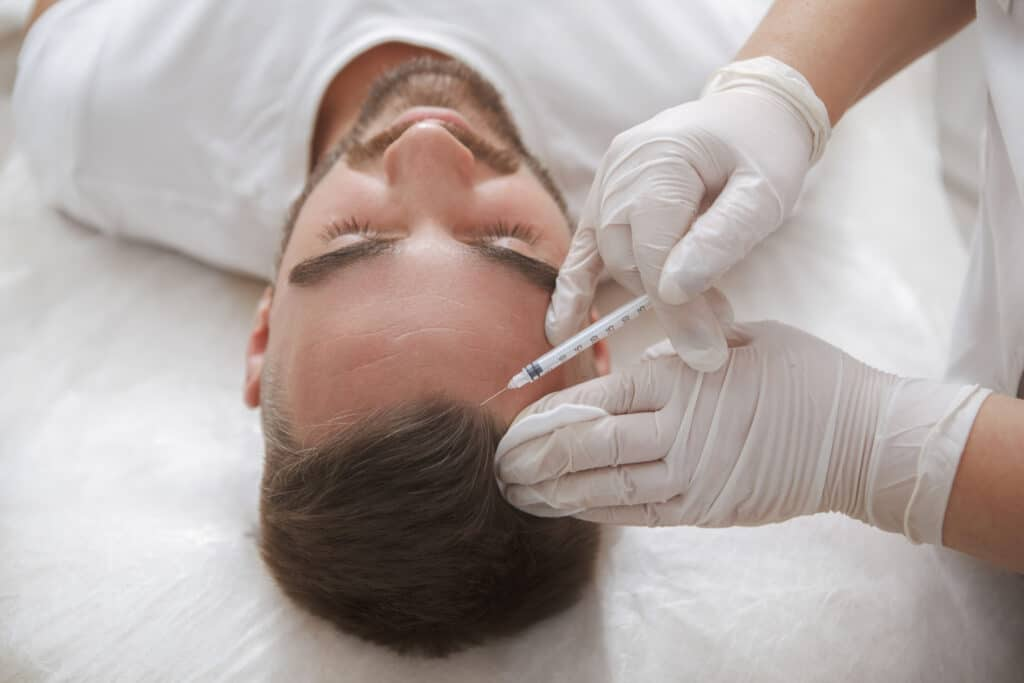 PRP Hair Injections For Men