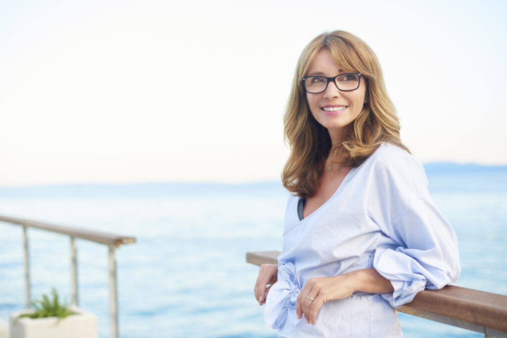 women who has had ultherapy - non surgical facelift