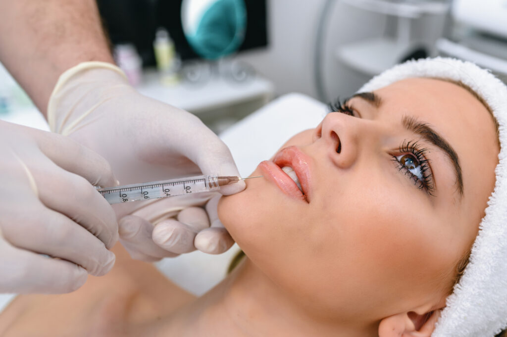 Revitalize Aging Lips